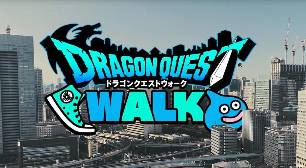 【Dragon Quest Walk】ドラクエが位置ゲーになった